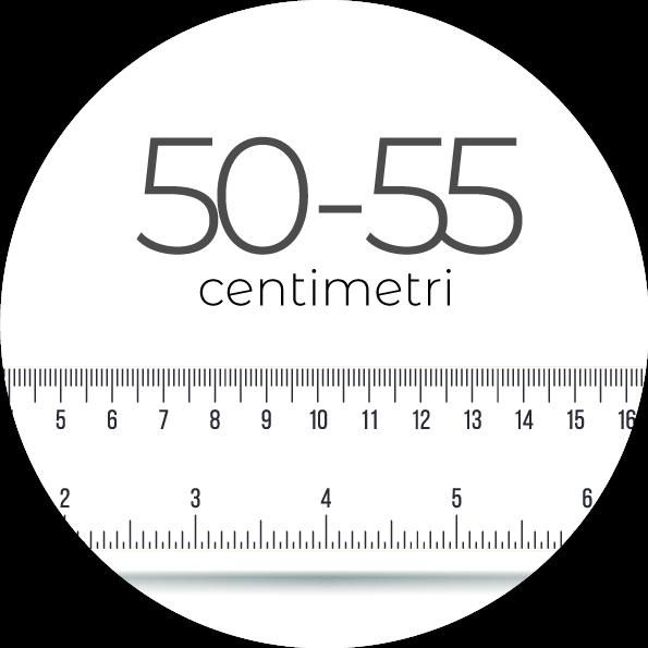 50-55 cm